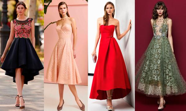 vestidos de mujer cortos para fiestas